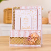 "Sara Signature Collection by Crafters Companion - Rose Gold - 5 x 7"" Embossing Folder - Confetti Burst"