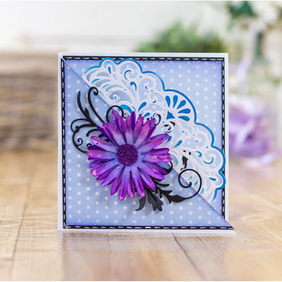 Gemini Die by Crafters Companion - Edgeable - Amethyst Edge