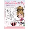 Annabel Spenceley Photopolymer Stamp - Born to Shop