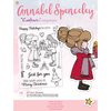 Annabel Spenceley Photopolymer Stamp - Happy Holidays