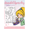 Annabel Spenceley Photopolymer Stamp - Love You This Much