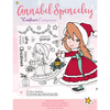 Annabel Spenceley Photopolymer Stamp - Making Spirits Bright