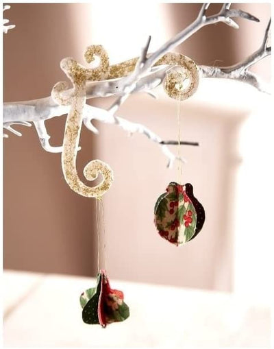 Debbie Shore Metal Die Set - Bauble Applique