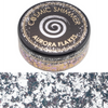 Cosmic Shimmer Aurora Flakes - Black Diamond - 50ml