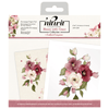 "Nitwit - Bloom with Grace - 6"" Die-Cut Decoupage Topper Pad"