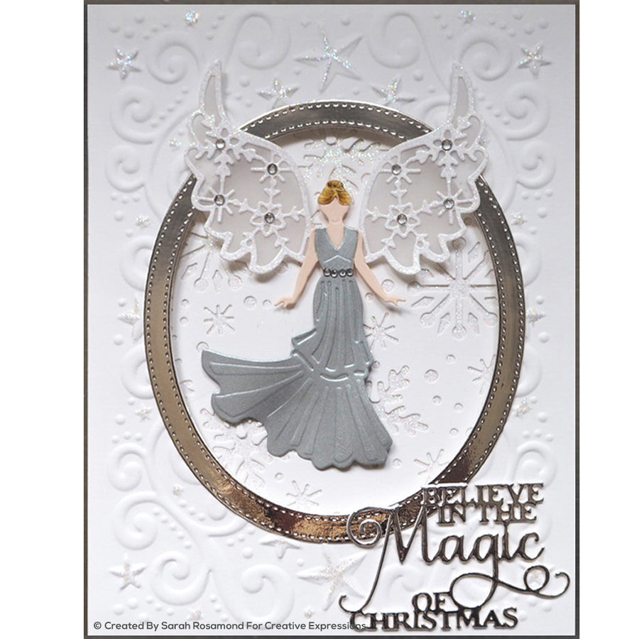 Sue Wilson Dies - Festive Collection - Believe In The Magic Of Christmas - CEDME060