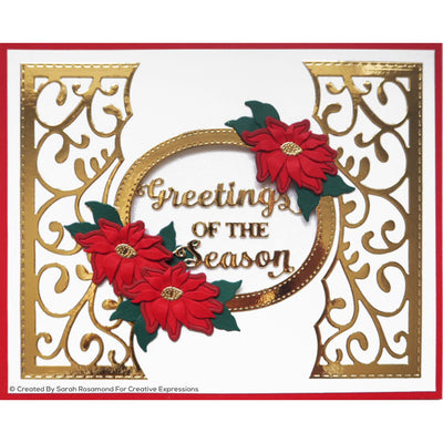 Sue Wilson Dies - Festive Collection - Greetings of the Season - CEDSS017