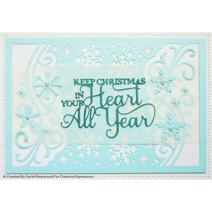 Sue Wilson Dies - Festive Collection - Keep Christmas In Your Heart All Year - CEDME065