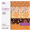 "Crafters Companion - 12""x12"" Paper Pad - Summer Sunset (30pc)"