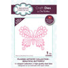 Sue Wilson Dies - Filigree Artistry Collection Beautiful Butterfly - CED2002