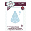 Sue Wilson Dies - Festive Collection -  Christmas Tree Triple Layering Die - CED3174