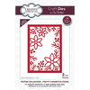 Sue Wilson Dies - Festive Collection -  Pretty Poinsettia Frame Craft Die - CED3188