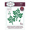 Sue Wilson Dies - Festive Collection -  Winter Foliage Craft Die - CED3192