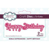 Sue Wilson Dies - Noble Expressions Collection Happy Birthday  - CEDNE001