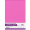 Crafter's Companion Centura Pearl 10 Sheet Card Pack - Fushia