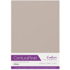 Crafter's Companion Centura Pearl 10 Sheet Card Pack - Mink