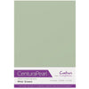 Crafter's Companion Centura Pearl 10 Sheet Card Pack - Mint