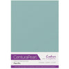 Crafter's Companion Centura Pearl 10 Sheet Card Pack - Pacific