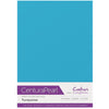 Crafter's Companion Centura Pearl 10 Sheet Card Pack - Turquoise