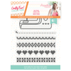 Sara Signature Collection by Crafters Companion - Crafty Fun - A6 Acrylic Stamp - Sew Pretty