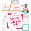 Sara Signature Collection by Crafters Companion - Crafty Fun - Stencil - Craft Room