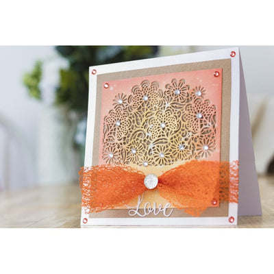 Gemini Die - Create a Card - Floral Arrangement