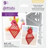 Gemini Die by Crafters Companion - Dimensionals - Faceted Favour Bauble