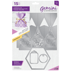 Crafters Companion - Gemini Die - Dimensionals - Hexagon Gift Box