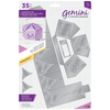 Crafters Companion - Gemini Die - Dimensionals - Hexagon Petal Box