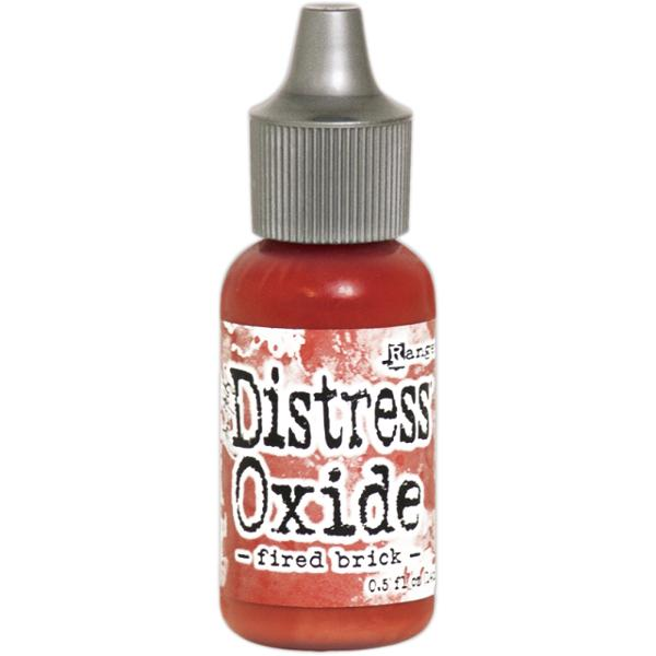 Tim Holtz Ranger Distress Oxide Re-inker Fired Brick