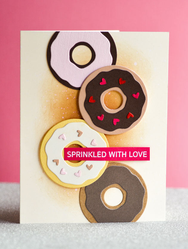Poppystamps Stamps - Donut What I'd Do - CL495