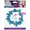 Sara Signature Collection - Enchanted Christmas - Metal Die - Winter Wreath