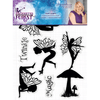 Sara Signature Collection - Enchanted Forest - Acrylic Stamp - Fairy Dance