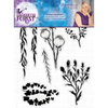 Sara Signature Collection - Enchanted Forest - Acrylic Stamp - Garden Greenery