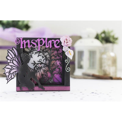 Sara Signature Collection - Enchanted Forest - Stamp & Die - Fairy Wishes