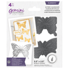 Gemini Foil Stamp 'N' Cut Die - Elements - Butterfly Kaleidoscope