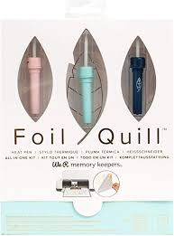 Foil Quill - Cricut, Silhouette, Brother, Sizzix Electronic Cutting Machines - 660579