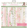 "Sara Signature Collection by Crafters Companion - Garden of Love - 12"" x 12"" Paper Pad"
