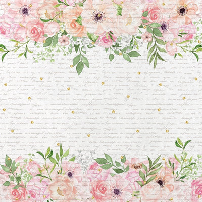 "Sara Signature Collection by Crafters Companion - Garden of Love - 6"" x 6"" Paper Pad"