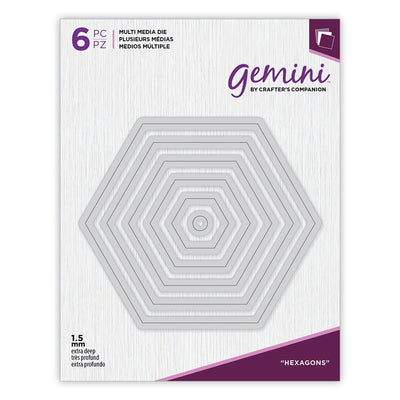 Gemini Electric Multi Media Die Cutting Machine from Crafters Companion