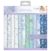 "Sara Signature Collection - Glittering Snowflakes - 6x6"" Paper Pad"
