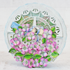 Heartfelt Creations - Decorative Royale - Rounded Scallop Window Die -  HCD1-7284