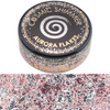 Cosmic Shimmer Aurora Flakes - Icy Pink - 50ml