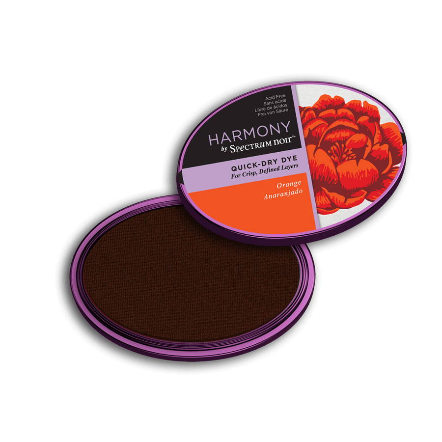 Spectrum Noir Inkpad - Harmony Quick-Dry Dye - Orange