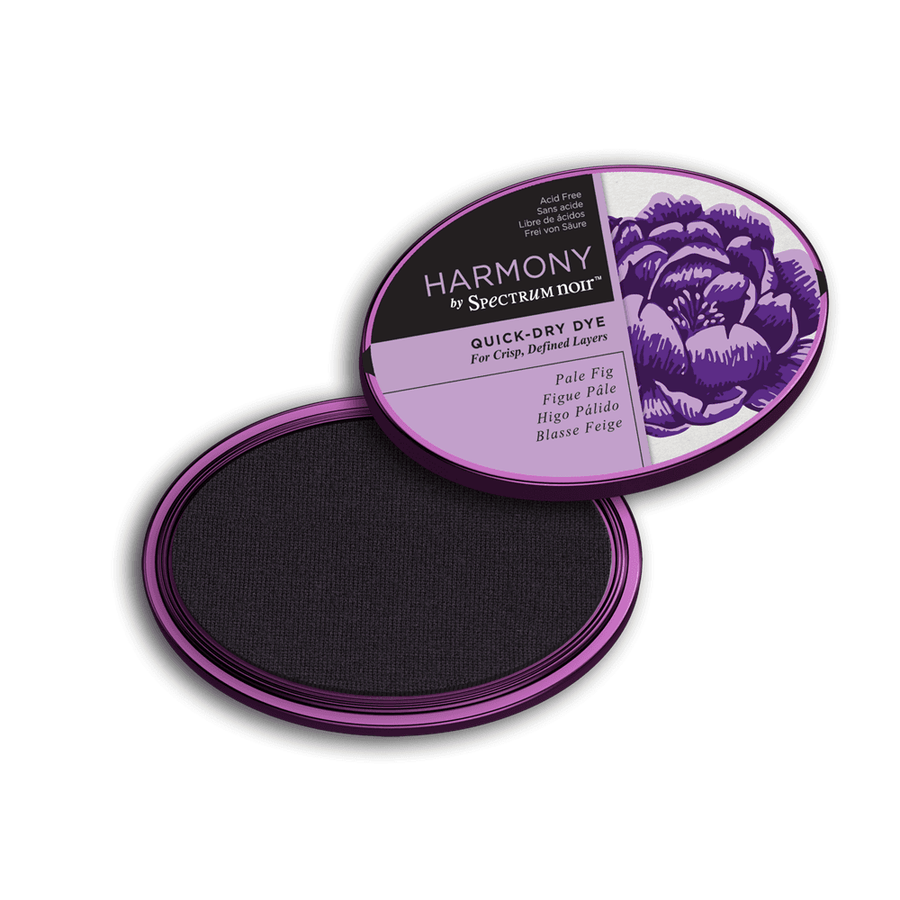 Spectrum Noir Inkpad - Harmony Quick-Dry Dye - Pale Fig