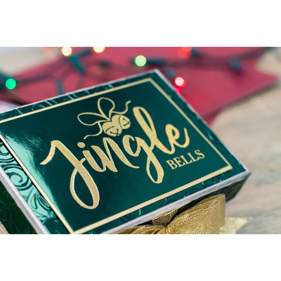 Gemini Jingle Bells Stamp and Die One Size