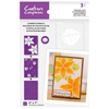 Crafter's Companion - Layering Floral Stencil - Timeless Lilies