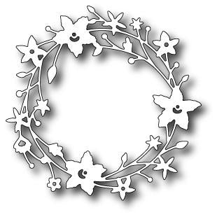 Memory Box Die: Catalina Wreath