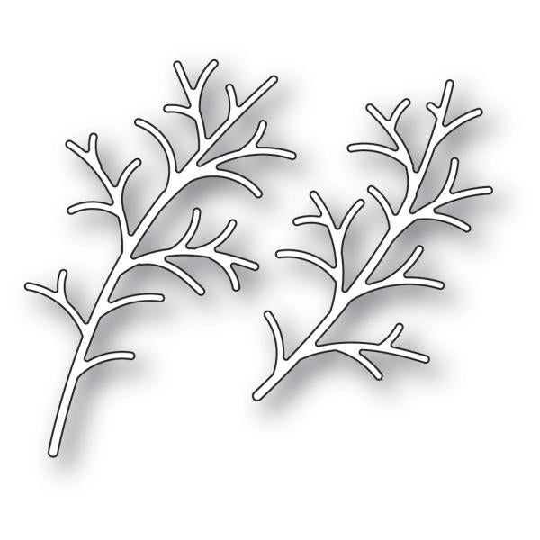 Memory Box Die: Holiday Twigs - 94016