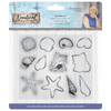Sara Signature Collection - Nautical - Die and Stamp set - Seashells